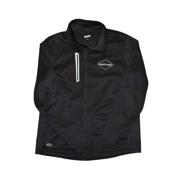 wake n grill resolute jacket
