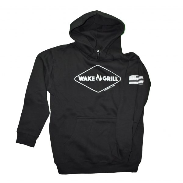 wake n grill overnighter hoodie